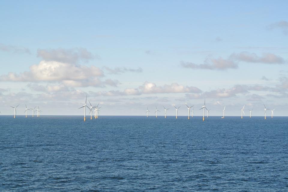 Havsbaserade vindkraftverk