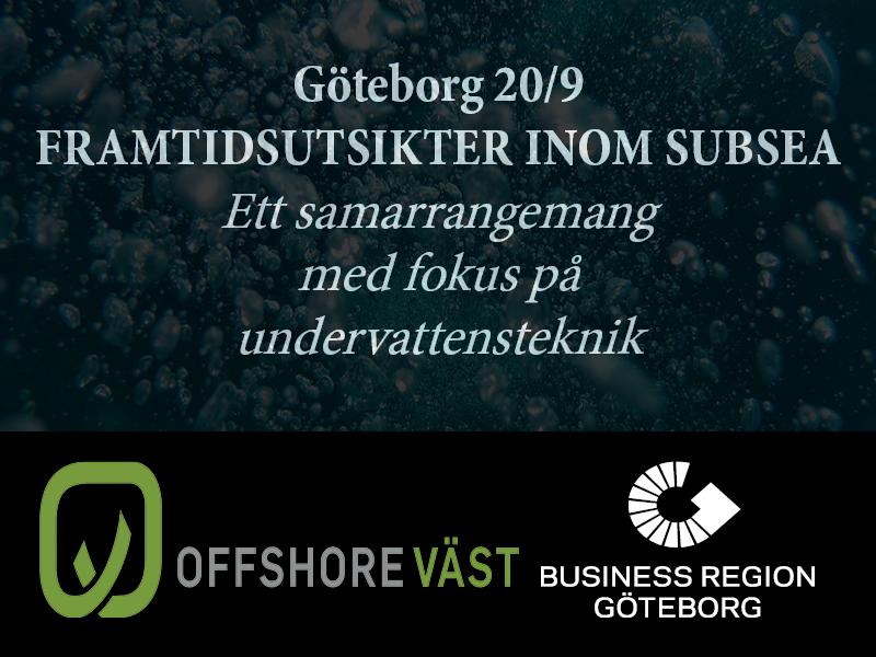 Framtidsutsikter inom Subsea