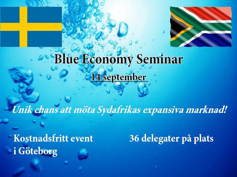 Blue Economy Seminar