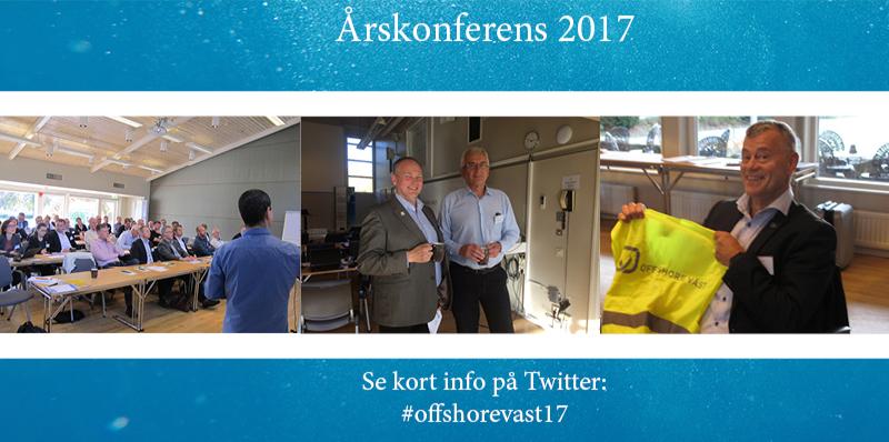 OffshoreVäst årskonferens 2017