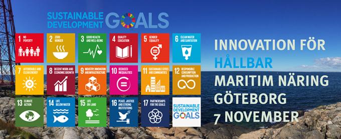 Maritima Klustrets årskonferens 2017 med fokus på hållbarhet