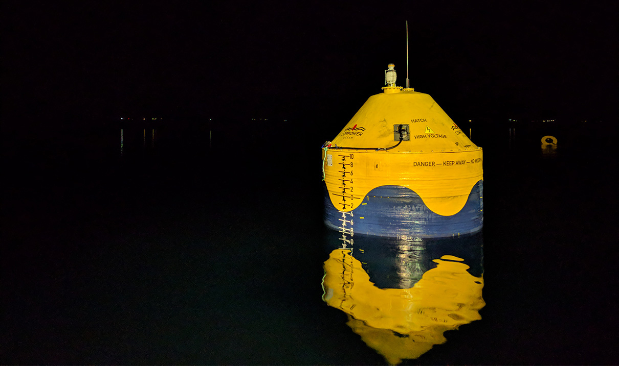 CorPower Ocean C3