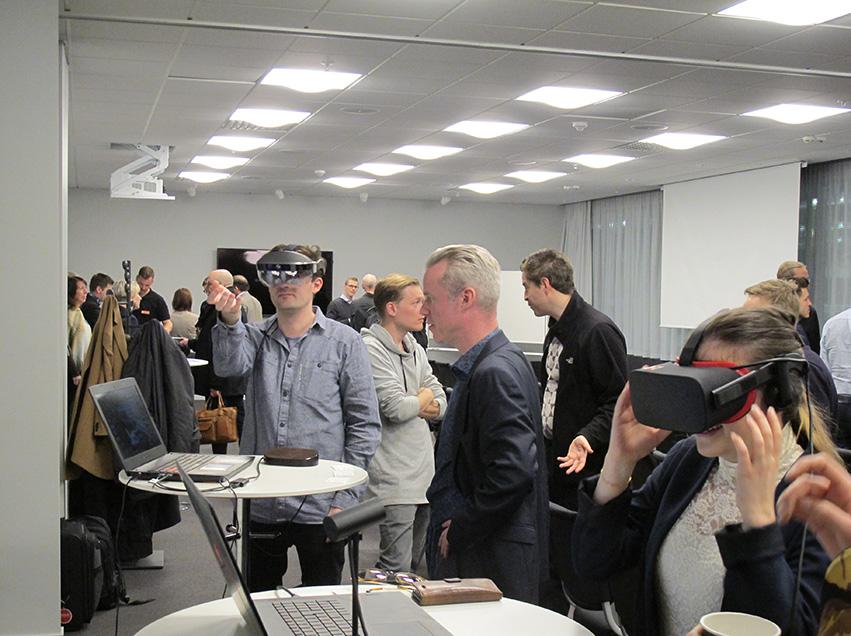AR & VR i fokus