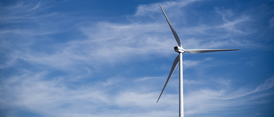 Vindkraftsturbin Vestas