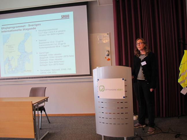 Presentation av Anna Willstrand Wranne, SMHI