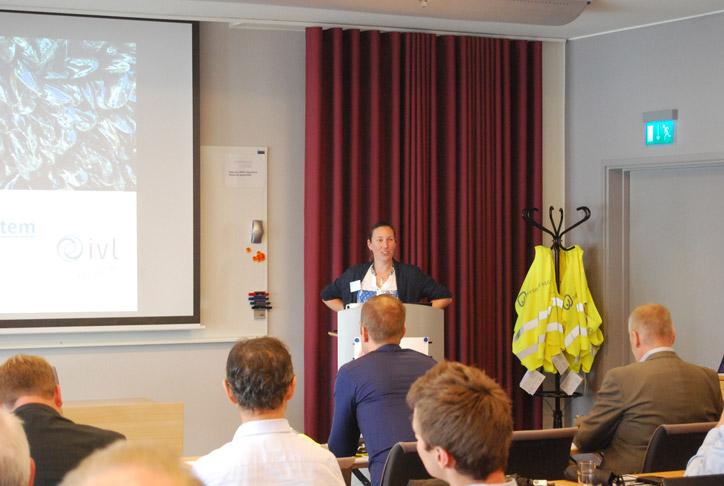 Presentation Åsa Strand, IVL Svenska Miljöinstitutet