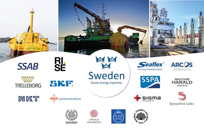 Presentationsmaterial Ocean Energy Sweden
