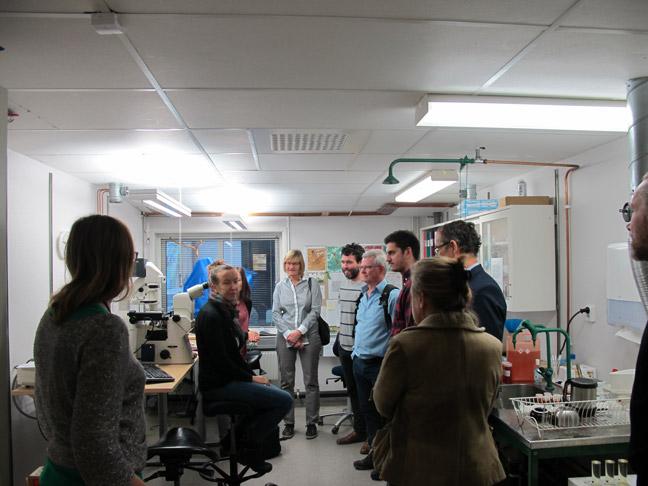 SMHI:s oceanografiska labb