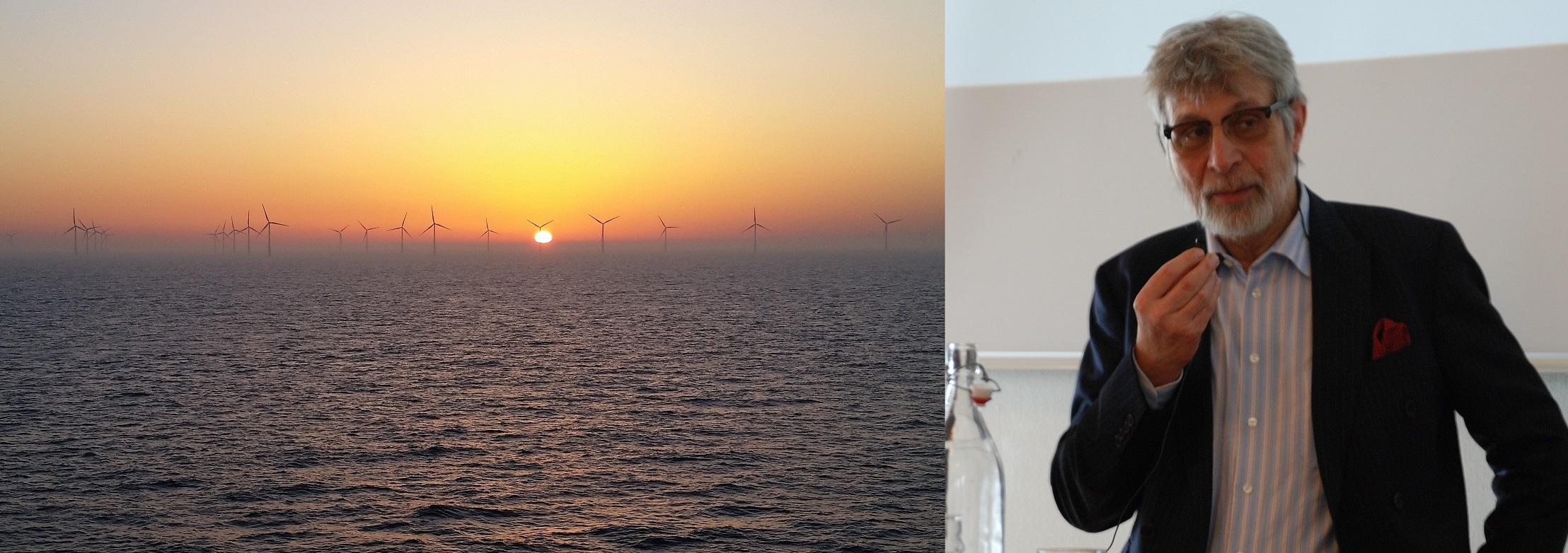 Vattenfalls vindkraftpark och Göran Loman