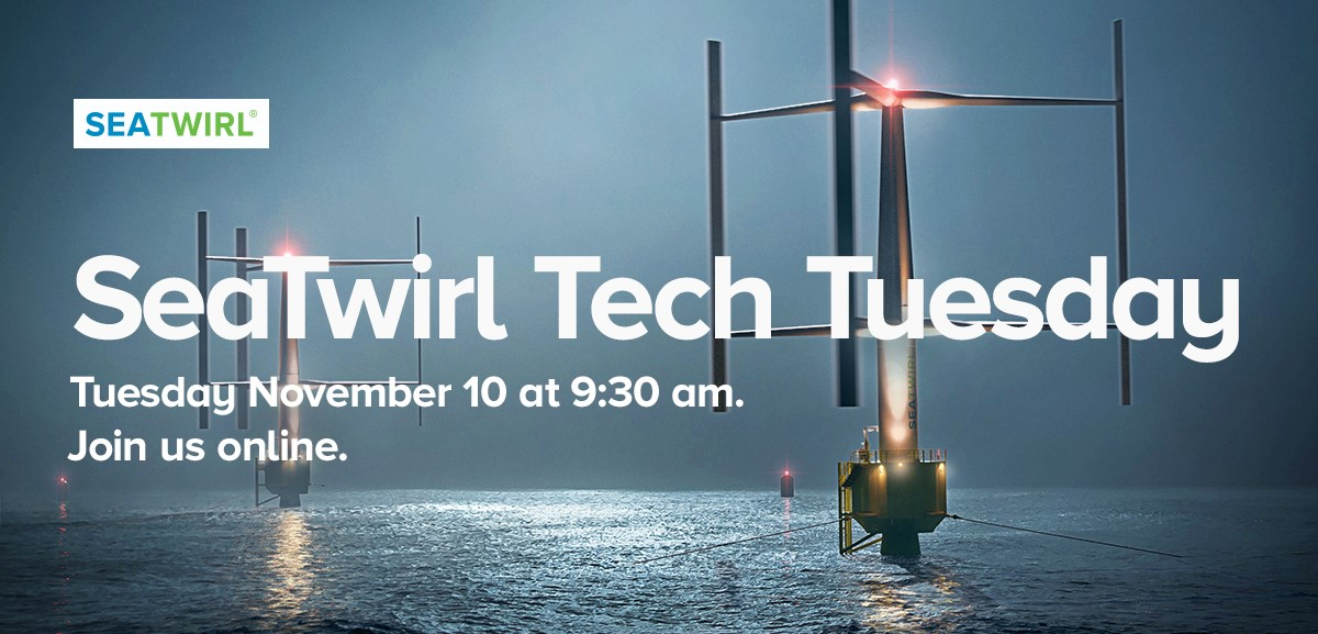 Join us on Tech Tuesday November 10
